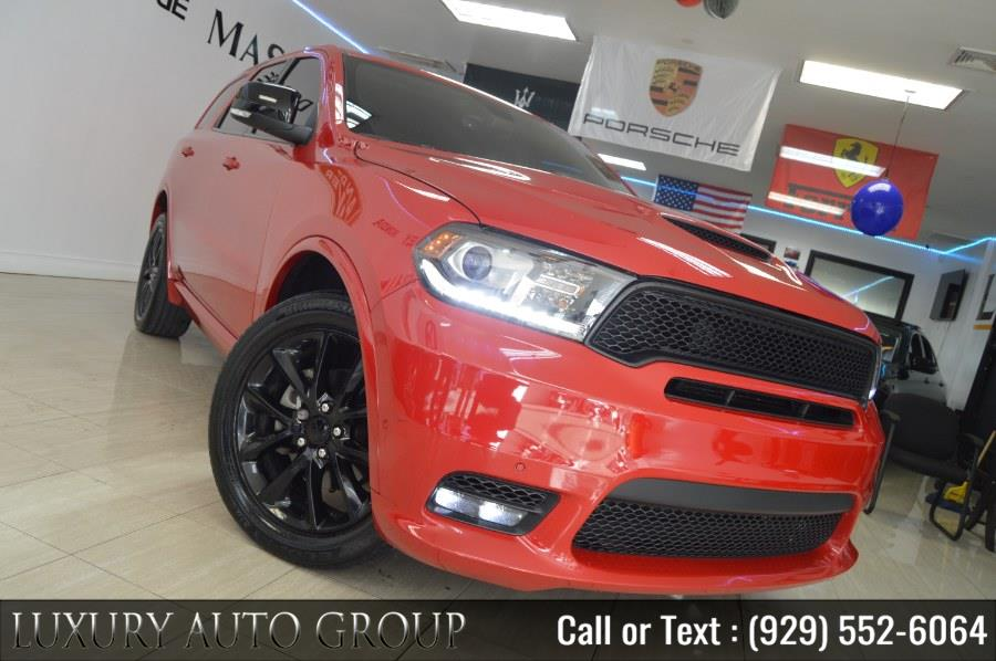 Used 2018 Dodge Durango in Bronx, New York | Luxury Auto Group. Bronx, New York