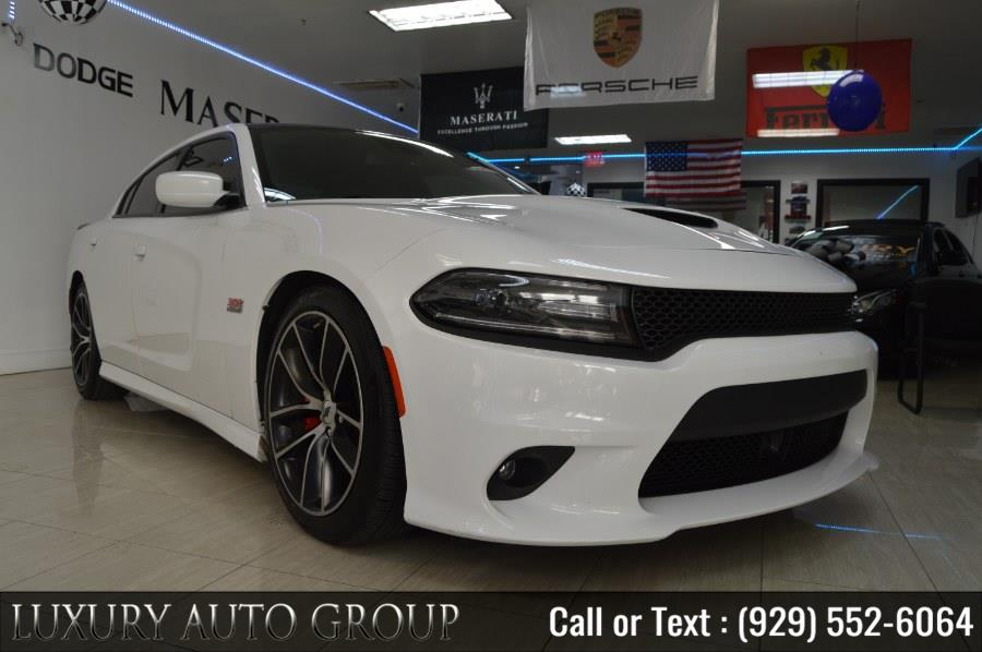 Used Dodge Charger R/T Scat Pack RWD 2017 | Luxury Auto Group. Bronx, New York