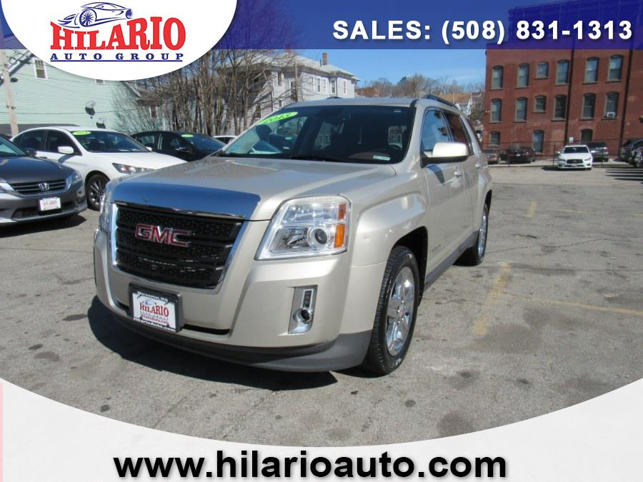 Used 2013 GMC Terrain in Worcester, Massachusetts | Hilario's Auto Sales Inc.. Worcester, Massachusetts