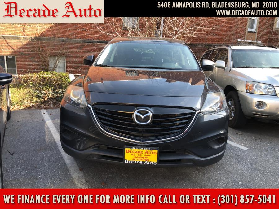 Used 2014 Mazda CX-9 in Bladensburg, Maryland | Decade Auto. Bladensburg, Maryland