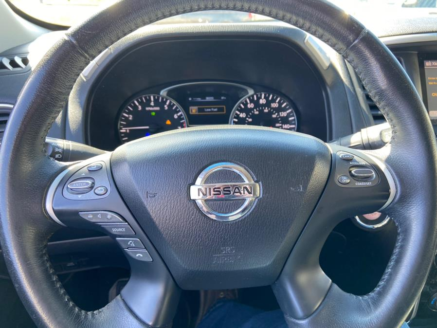 Used Nissan Pathfinder 4WD 4dr SV Hybrid 2014 | Century Auto And Truck. East Windsor, Connecticut