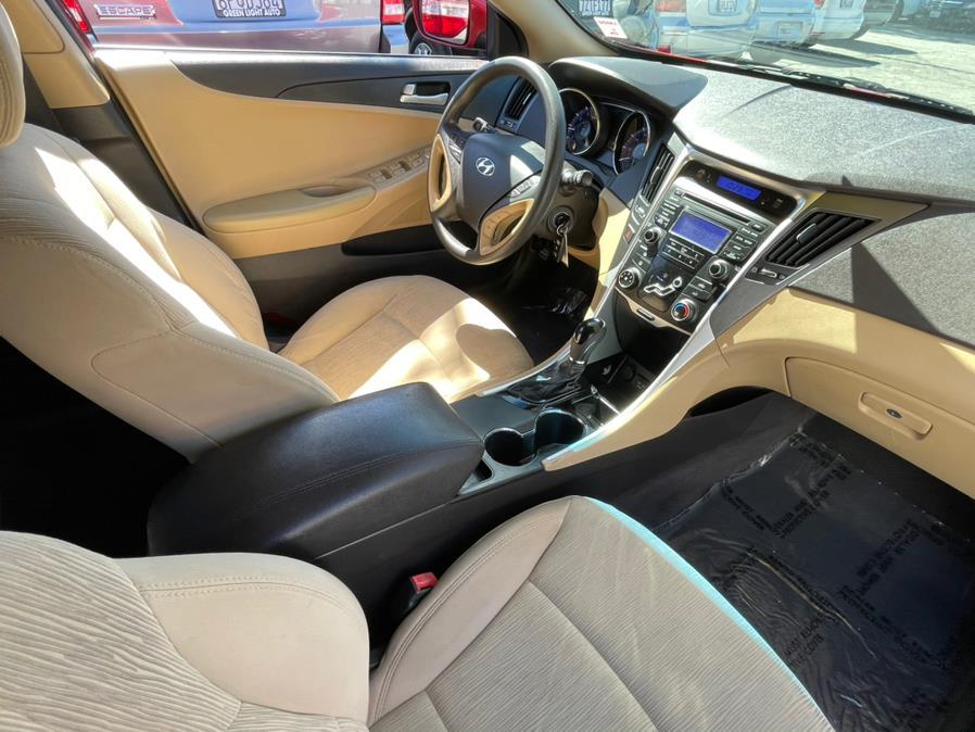 Used Hyundai Sonata GLS Sedan 4D 2013   Green Light Auto. Corona, California