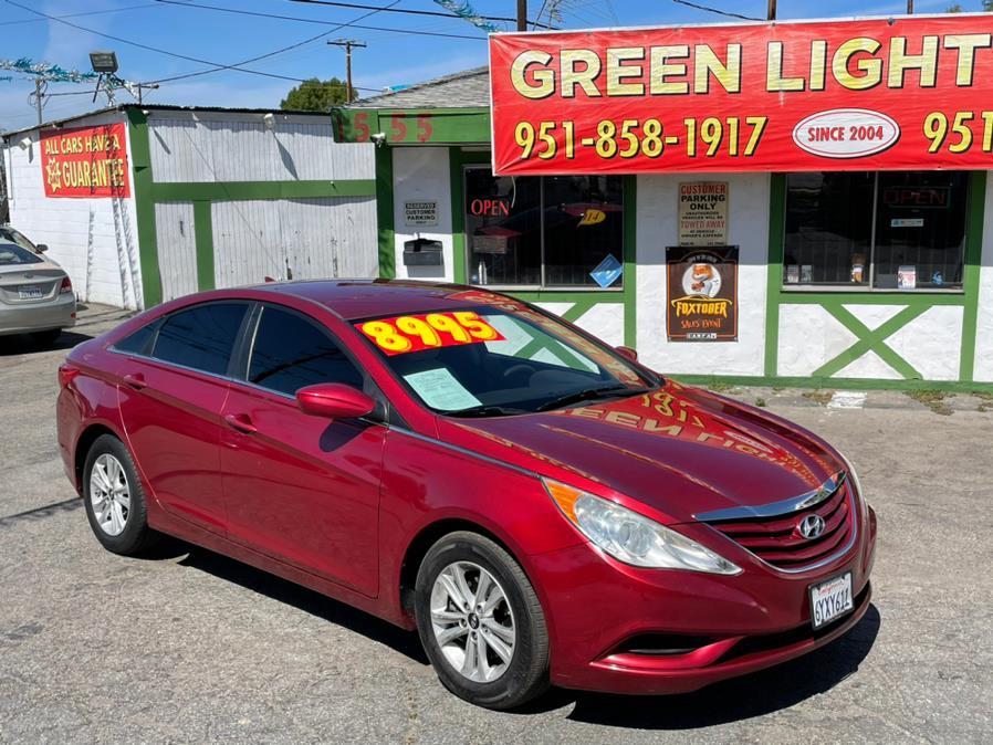 Used 2013 Hyundai Sonata in Corona, California | Green Light Auto. Corona, California