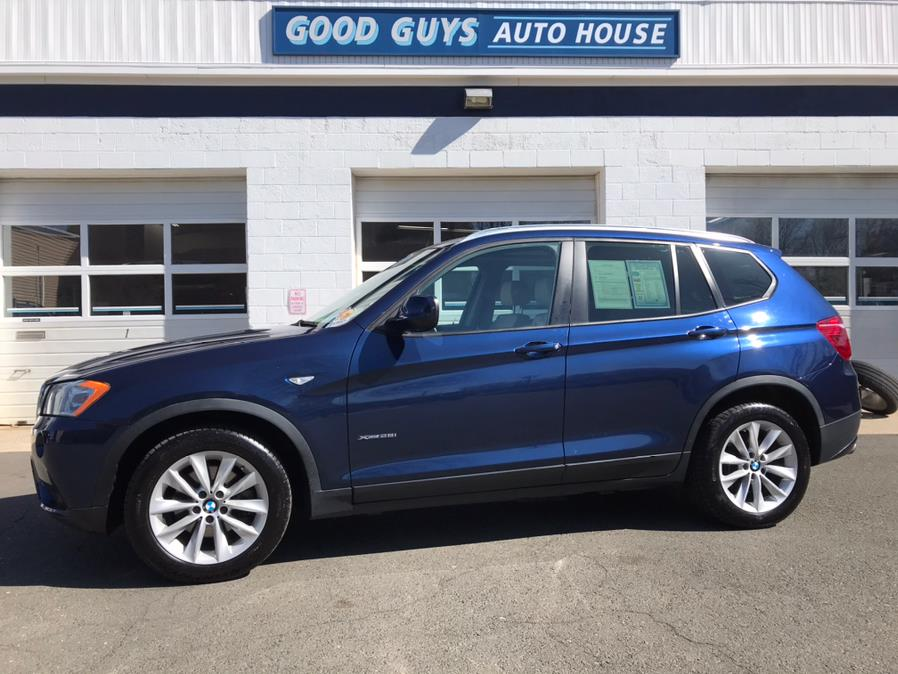 Used 2013 BMW X3 in Southington, Connecticut | Good Guys Auto House. Southington, Connecticut