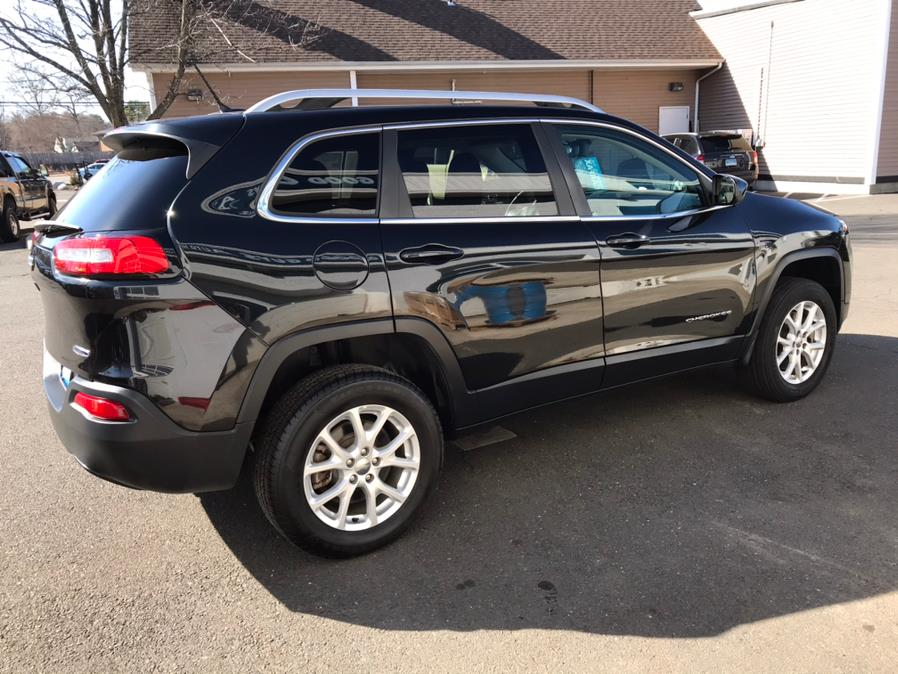 Used Jeep Cherokee 4WD 4dr Latitude 2014 | Good Guys Auto House. Southington, Connecticut