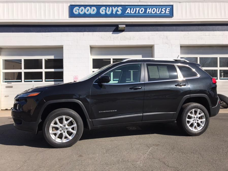Used 2014 Jeep Cherokee in Southington, Connecticut | Good Guys Auto House. Southington, Connecticut