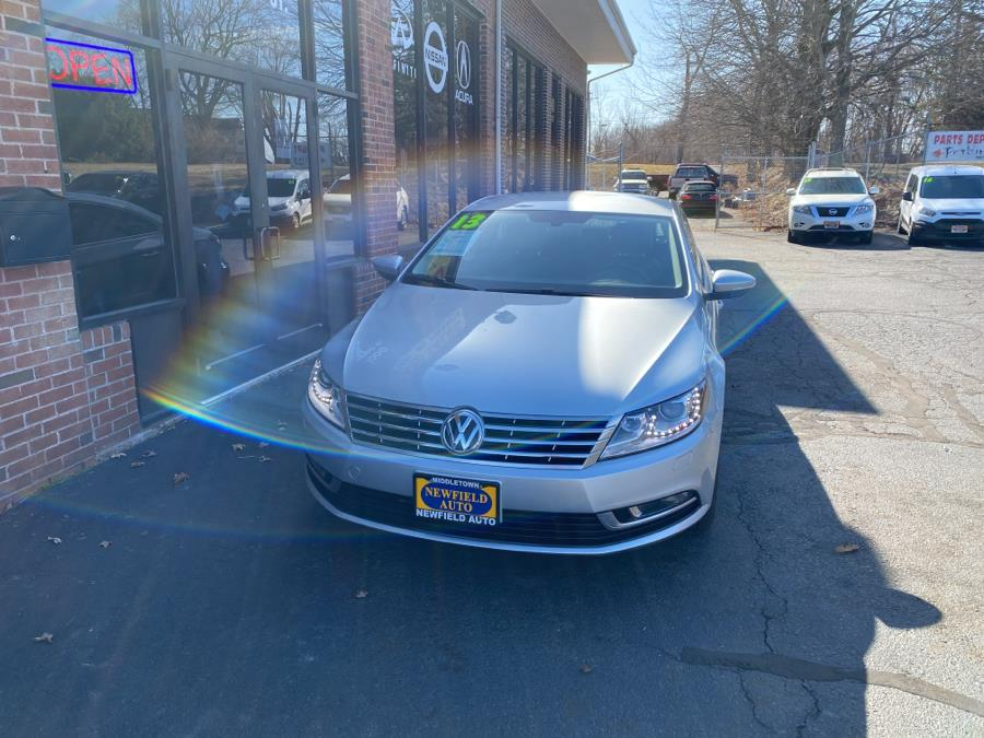 Used Volkswagen CC 4dr Sdn Sport Plus PZEV 2013 | Newfield Auto Sales. Middletown, Connecticut