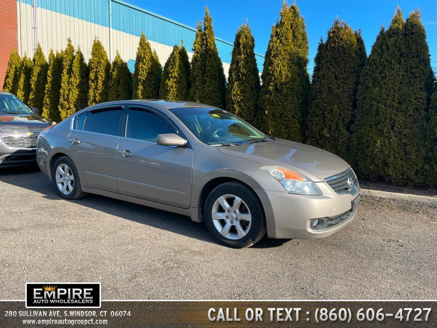 Used 2008 Nissan Altima in S.Windsor, Connecticut | Empire Auto Wholesalers. S.Windsor, Connecticut