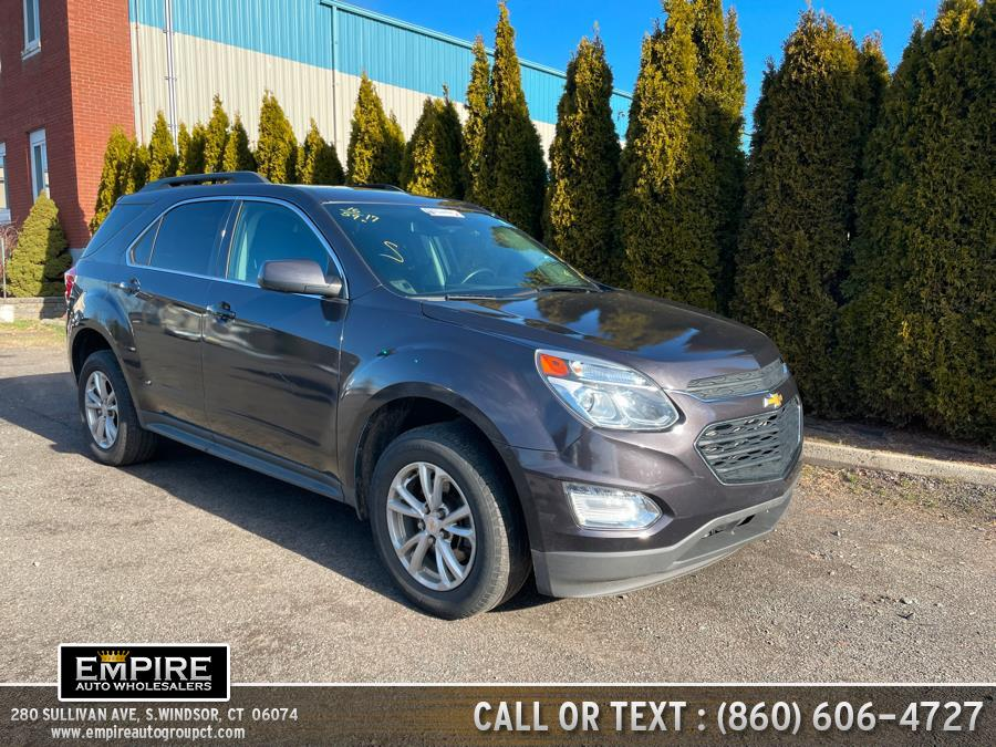 Used 2016 Chevrolet Equinox in S.Windsor, Connecticut | Empire Auto Wholesalers. S.Windsor, Connecticut