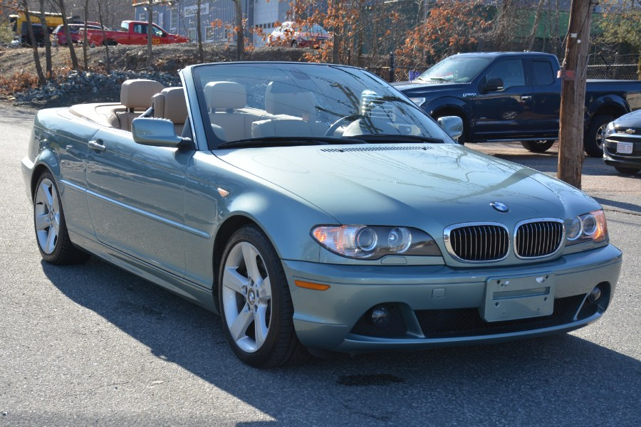 Used BMW 3 Series 325Ci 2dr Convertible 2004 | New Beginning Auto Service Inc . Ashland , Massachusetts