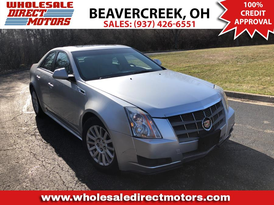 Used 2011 Cadillac CTS Sedan in Beavercreek, Ohio | Wholesale Direct Motors. Beavercreek, Ohio