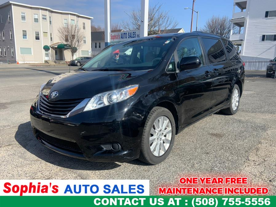 Used 2013 Toyota Sienna in Worcester, Massachusetts | Sophia's Auto Sales Inc. Worcester, Massachusetts