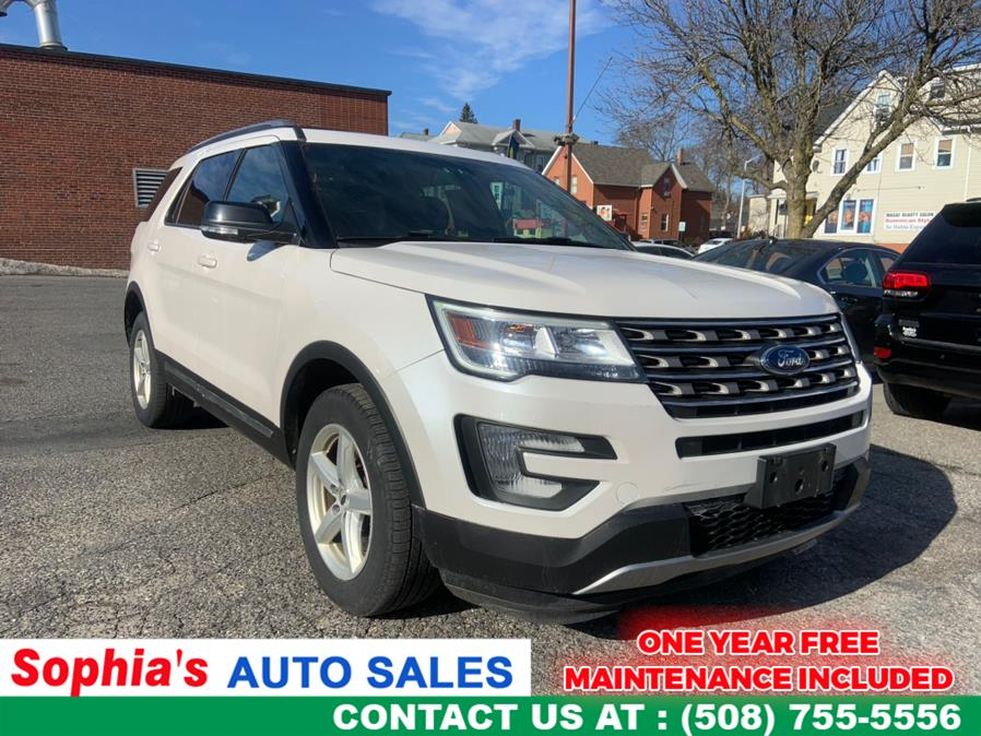 Used 2016 Ford Explorer in Worcester, Massachusetts | Sophia's Auto Sales Inc. Worcester, Massachusetts