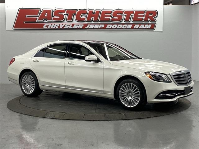 Used Mercedes-benz S-class S 560 2018   Eastchester Motor Cars. Bronx, New York
