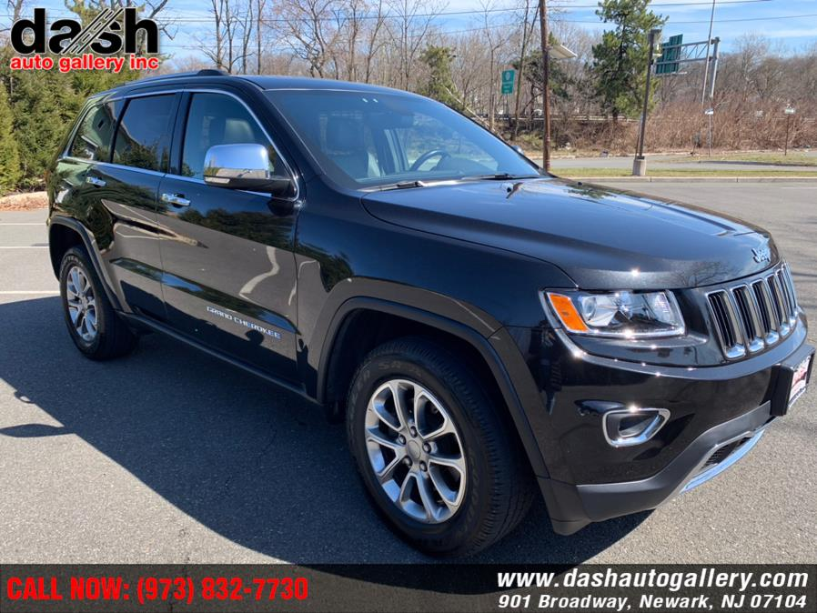 Used 2015 Jeep Grand Cherokee in Newark, New Jersey | Dash Auto Gallery Inc.. Newark, New Jersey
