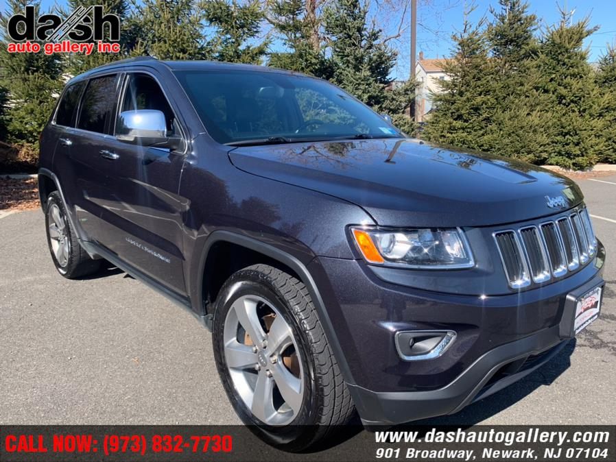 Used 2016 Jeep Grand Cherokee in Newark, New Jersey | Dash Auto Gallery Inc.. Newark, New Jersey