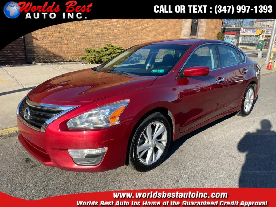 2014 Nissan Altima 4dr Sdn I4 2.5 SV, available for sale in Brooklyn, NY
