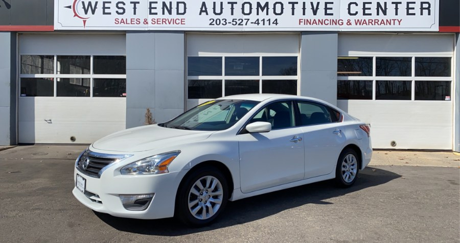 Used 2013 Nissan Altima in Waterbury, Connecticut | West End Automotive Center. Waterbury, Connecticut