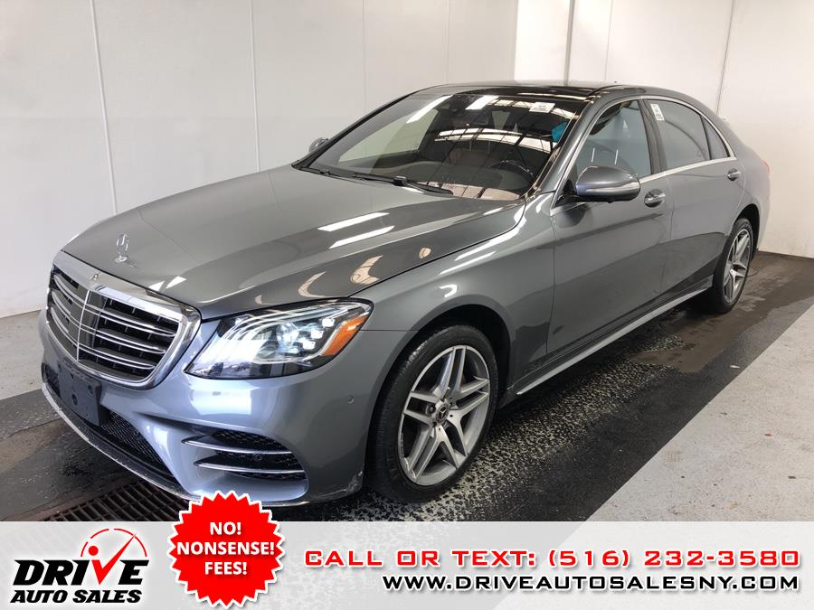 Used 2018 Mercedes-Benz S-Class in Bayshore, New York | Drive Auto Sales. Bayshore, New York