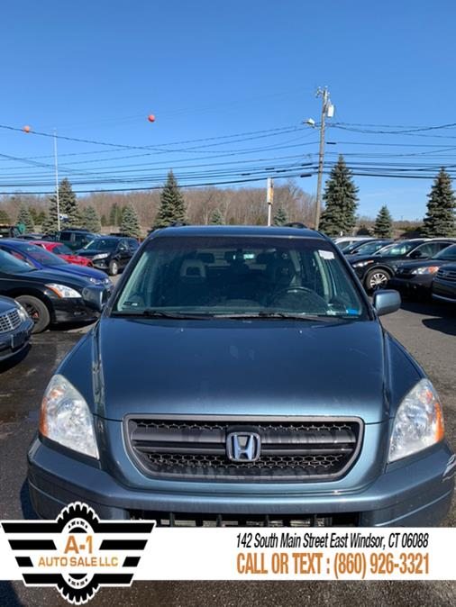 Used 2005 Honda Pilot in East Windsor, Connecticut | A1 Auto Sale LLC. East Windsor, Connecticut