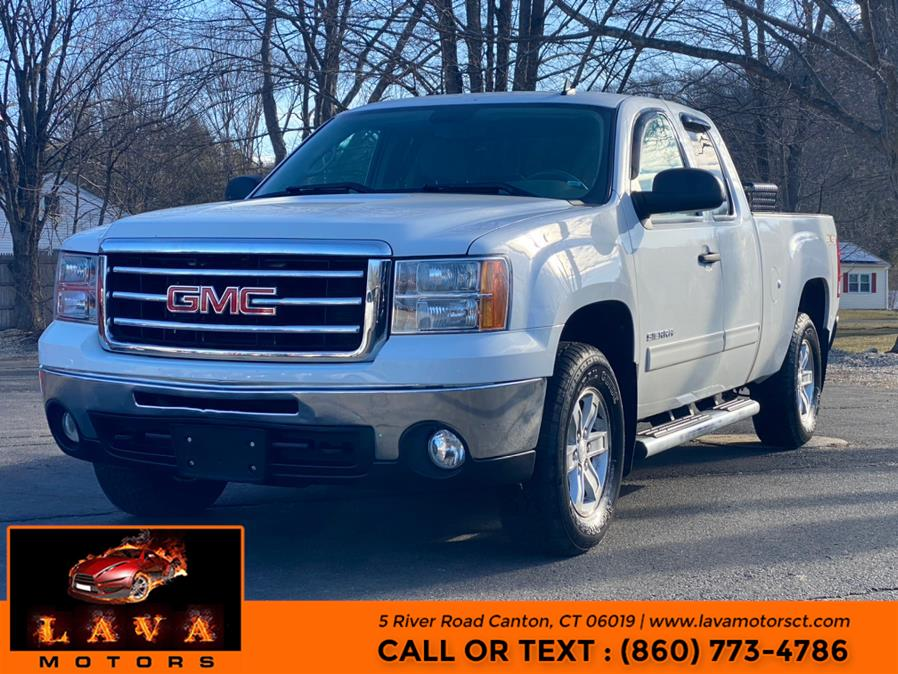 Used 2012 GMC Sierra 1500 in Canton, Connecticut | Lava Motors. Canton, Connecticut