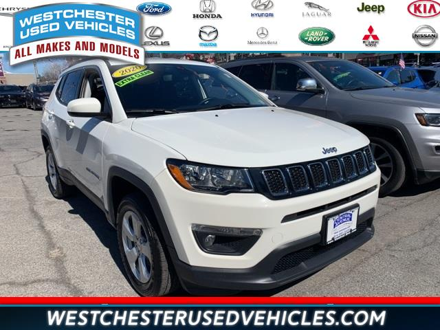 Used 2020 Jeep Compass in White Plains, New York | Westchester Used Vehicles. White Plains, New York