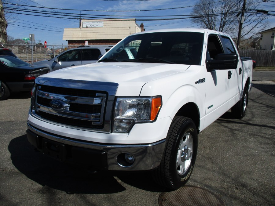 """Used Ford F-150 4WD SuperCrew 145"""" XLT 2013 