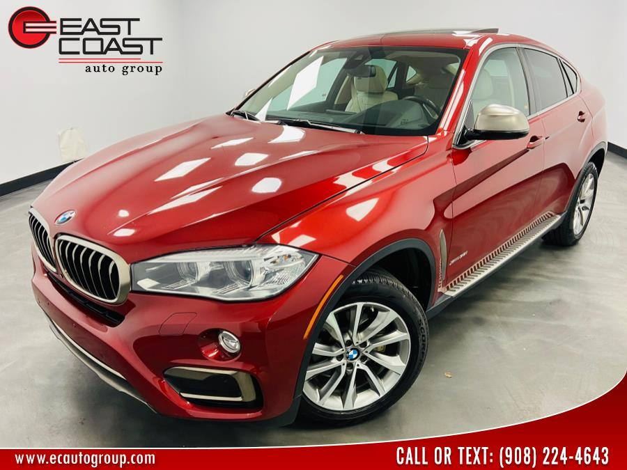 Used 2015 BMW X6 in Linden, New Jersey | East Coast Auto Group. Linden, New Jersey