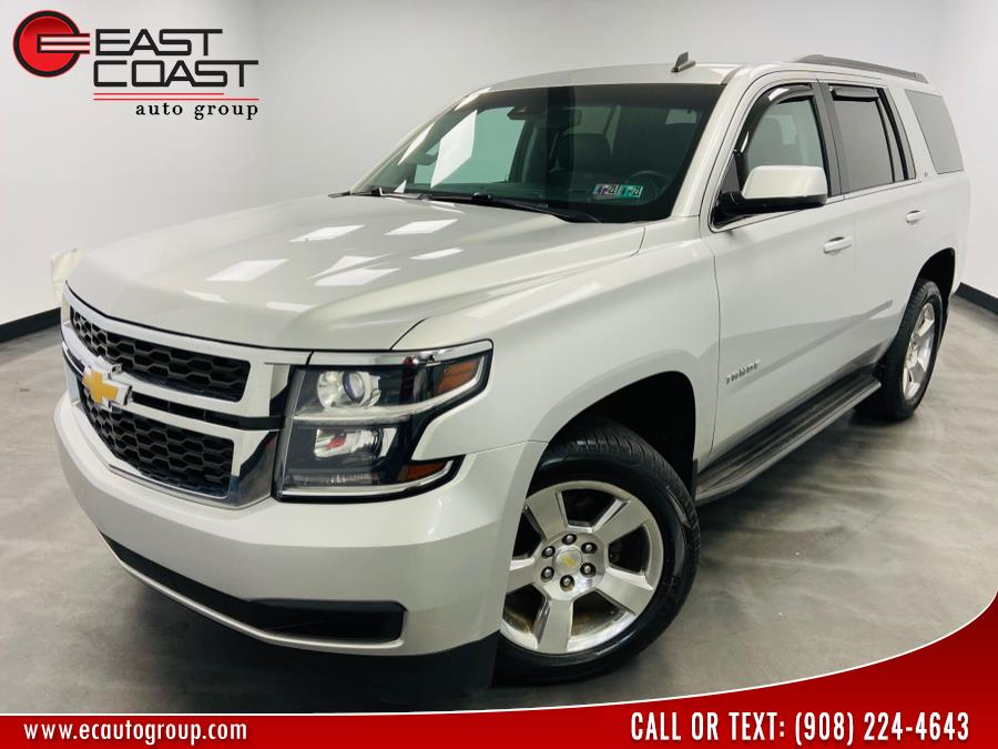 Used Chevrolet Tahoe 4WD 4dr LT 2015   East Coast Auto Group. Linden, New Jersey