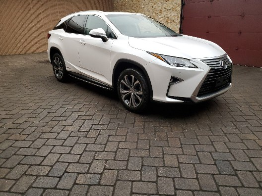 Used Lexus RX RX 450h AWD 2017 | Brooklyn Auto Mall LLC. Brooklyn, New York