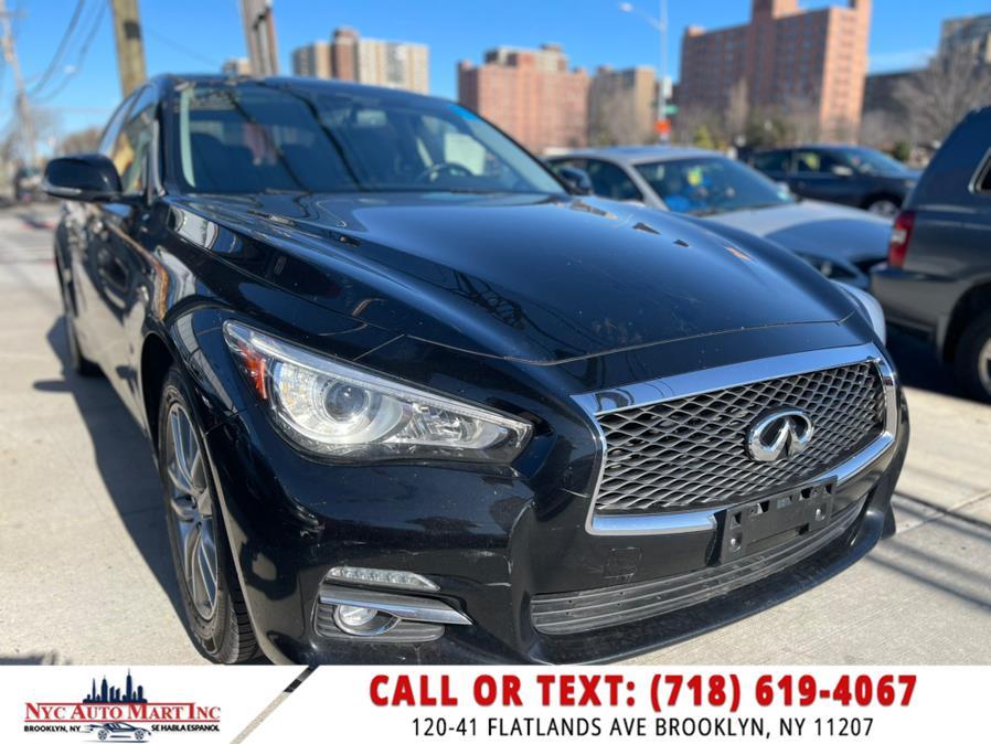 Used 2014 INFINITI Q50 in Brooklyn, New York | NYC Automart Inc. Brooklyn, New York