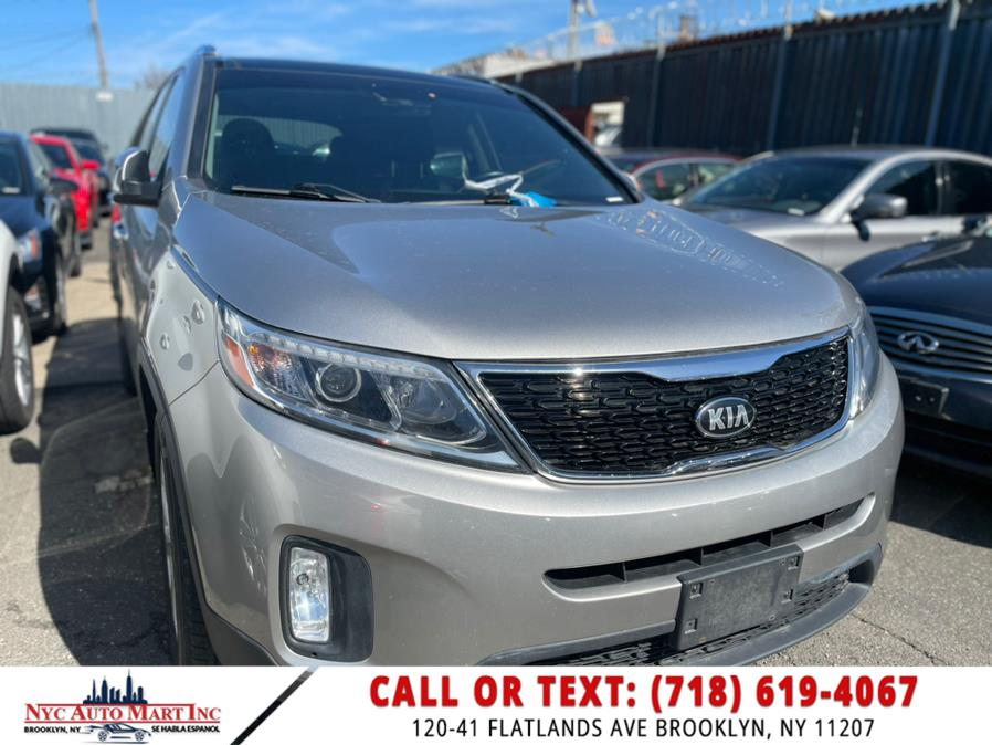 Used 2015 Kia Sorento in Brooklyn, New York | NYC Automart Inc. Brooklyn, New York