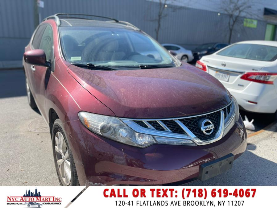 Used 2012 Nissan Murano in Brooklyn, New York | NYC Automart Inc. Brooklyn, New York