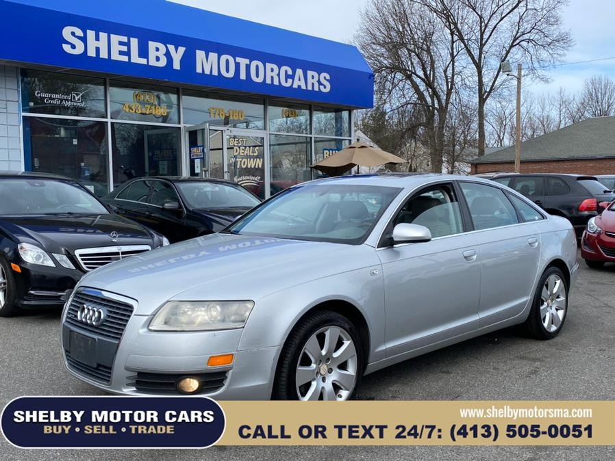 Used Audi A6 4dr Sdn 3.2L quattro 2007 | Shelby Motor Cars . Springfield, Massachusetts