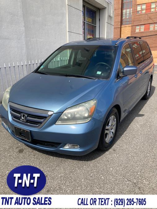Used 2005 Honda Odyssey in Bronx, New York | TNT Auto Sales USA inc. Bronx, New York