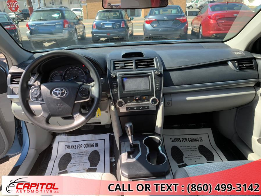 Used Toyota Camry 4dr Sdn I4 Auto SE 2012 | Capitol Automotive 2 LLC. Manchester, Connecticut