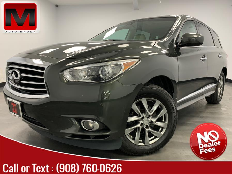 Used 2013 Infiniti JX35 in Elizabeth, New Jersey | M Auto Group. Elizabeth, New Jersey