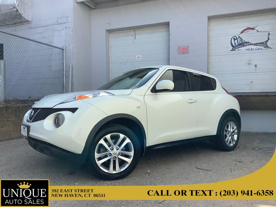 Used 2012 Nissan JUKE in New Haven, Connecticut | Unique Auto Sales LLC. New Haven, Connecticut