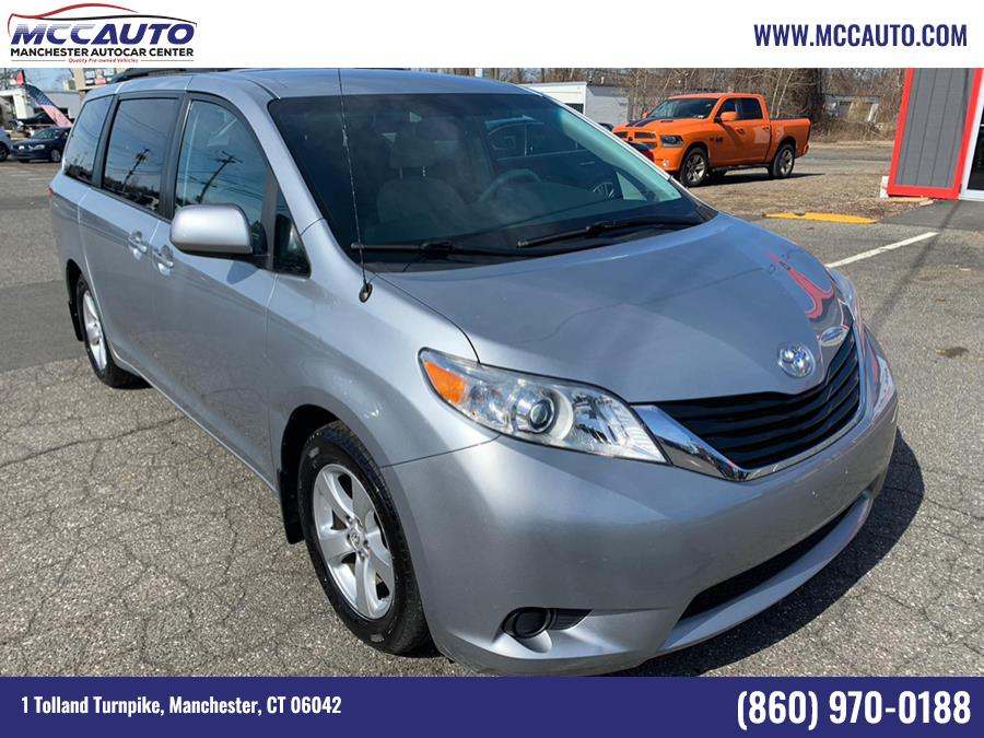 Used 2014 Toyota Sienna in Manchester, Connecticut | Manchester Autocar Center. Manchester, Connecticut