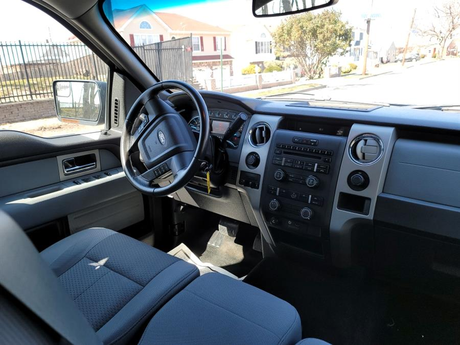 """Used Ford F-150 4WD SuperCrew 157"""" XLT 2011   Daytona Auto Sales. Little Ferry, New Jersey"""