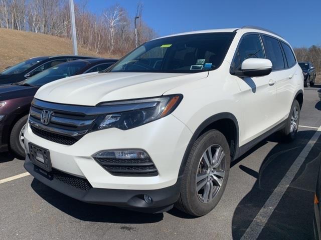 Used Honda Pilot EX-L 2018 | Sullivan Automotive Group. Avon, Connecticut