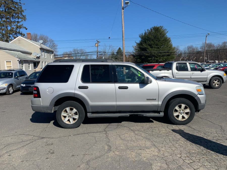 "Used Ford Explorer 4dr 114"" WB 4.0L XLT 4WD 2006 | CT Car Co LLC. East Windsor, Connecticut"