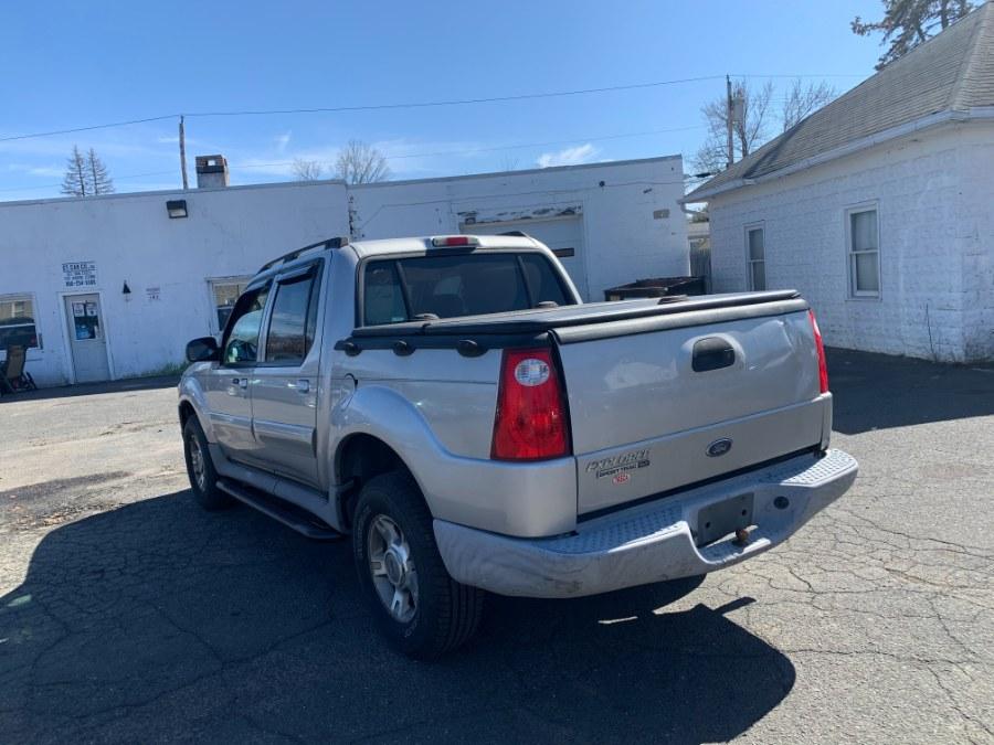 "Used Ford Explorer Sport Trac 4dr 126"" WB 4WD XLT Premium 2003 | CT Car Co LLC. East Windsor, Connecticut"