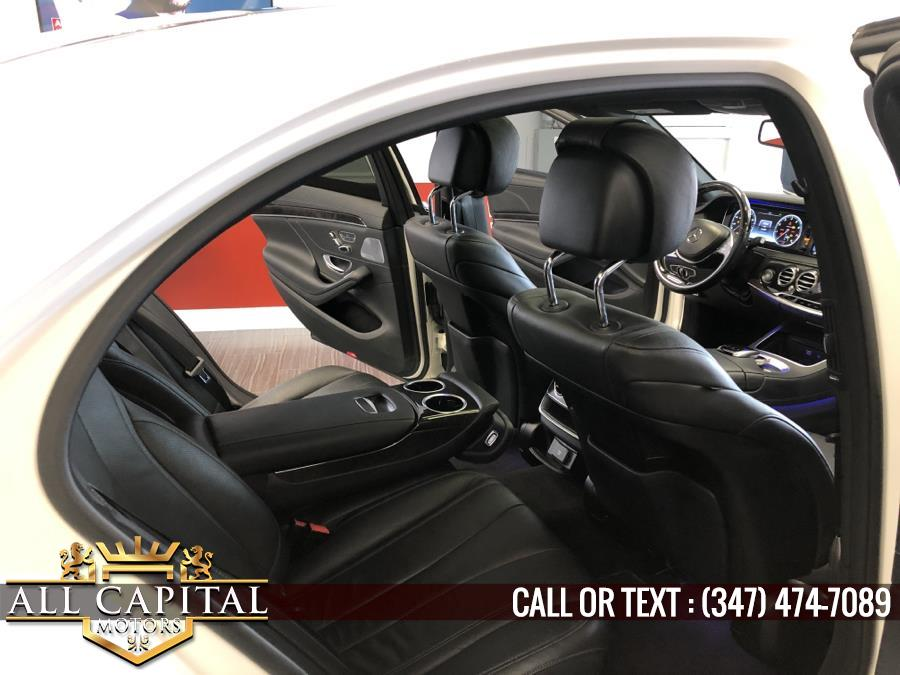 Used Mercedes-Benz S-Class 4dr Sdn S 550 4MATIC 2016   All Capital Motors. Brooklyn, New York