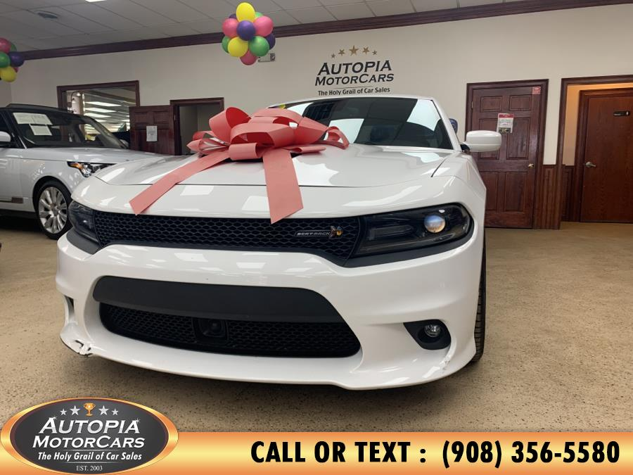 Used Dodge Charger 4dr Sdn R/T Scat Pack RWD 2016 | Autopia Motorcars Inc. Union, New Jersey