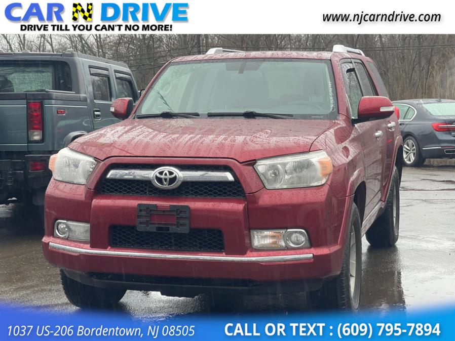 Used Toyota 4runner SR5 4WD 2011 | Car N Drive. Bordentown, New Jersey