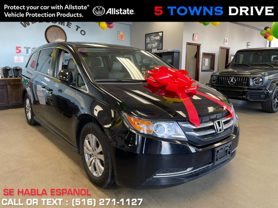 Used Honda Odyssey 5dr EX-L 2016 | 5 Towns Drive. Inwood, New York