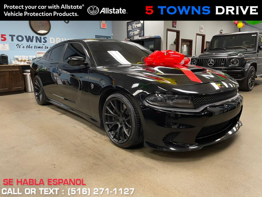 Used Dodge Charger HELLCAT 4dr Sdn SRT Hellcat RWD 2016 | 5 Towns Drive. Inwood, New York