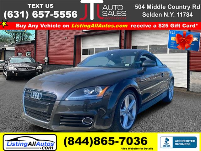 Used 2012 Audi Tt in Patchogue, New York | www.ListingAllAutos.com. Patchogue, New York