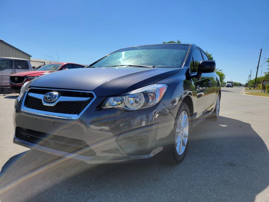 Used Subaru Impreza Sedan 4dr Auto 2.0i Premium PZEV 2012 | Ideal Auto Sales. Orlando, Florida